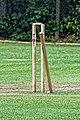 Highgate Cricket Club wicket at Crouch End, Haringey, London, England 02.jpg