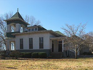 National Register of Historic Places listings in Robertson County, Tennessee - Image: Highland Chapel Union Church
