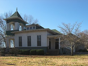 """<a href=""""http://search.lycos.com/web/?_z=0&q=%22Highland%20Chapel%20Union%20Church%22"""">Highland Chapel Union Church</a>, a historic site in the city"""