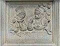 Hildesheim Marktbrunnen relief 2.jpg