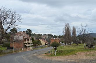 Hill End, New South Wales - Hill End, 2014