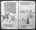 Hindi Manuscript 191, fols 55 verso 56 recto Wellcome L0024248.jpg