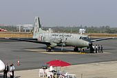 Hindustan Aeronautics HAL-748, India - Air Force JP7542071.jpg