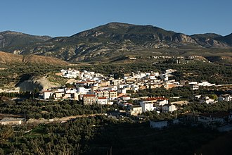 Hinojares - View of the town