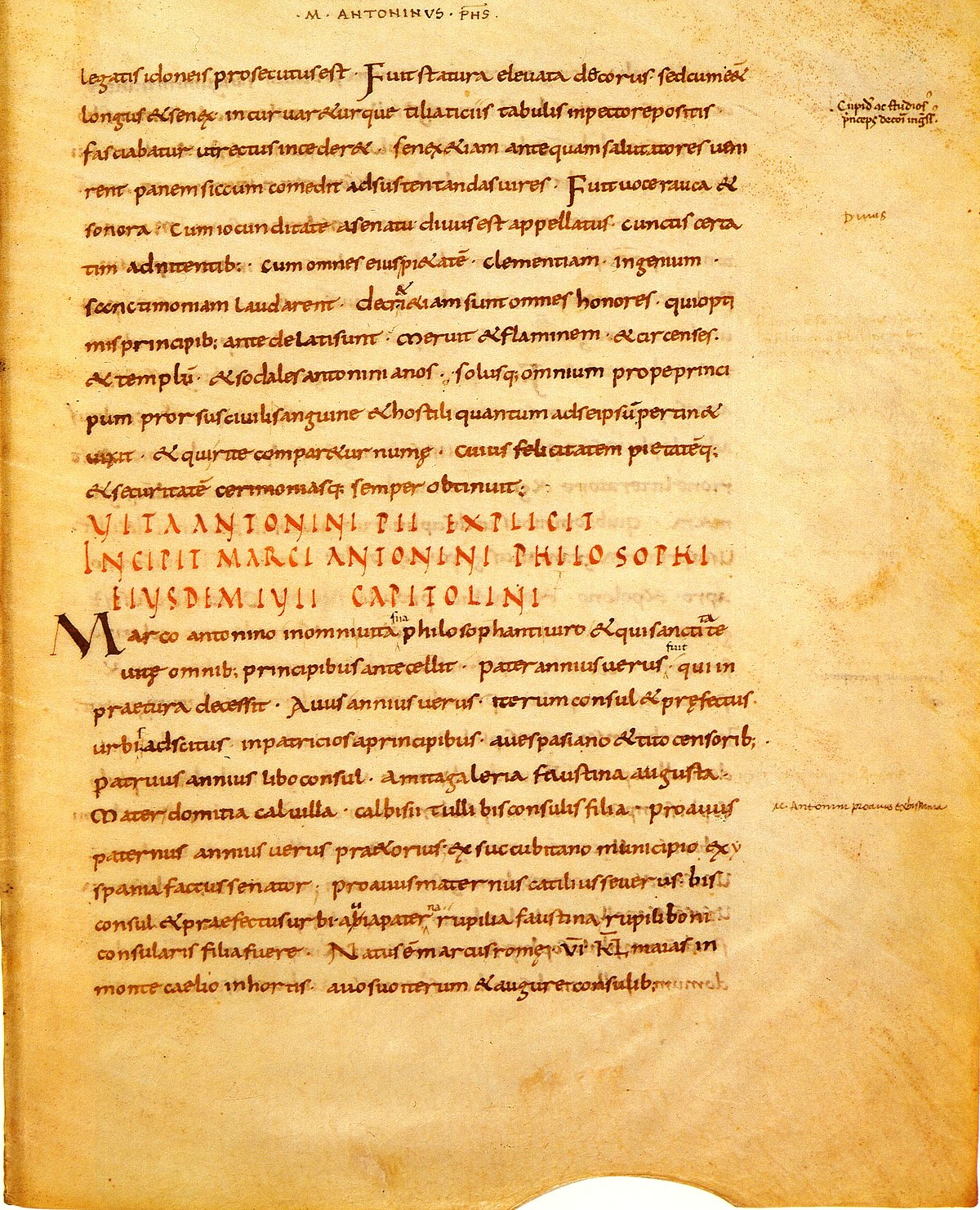 Historia Augusta Wikipedia