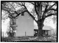 Historic American Buildings Survey, 1934. - Alfred T. Ambrose House, Yoncalla, Douglas County, OR HABS ORE,10-YONC.V,2-2.tif