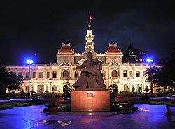 Giá vé đoàn đi máy bay đến Thành phố Hồ Chí Minh