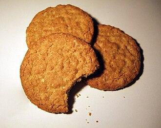Hobnob biscuit - Image: Hobnobs
