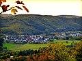 Hochstetten-Dhaun - Ortsteil Hochstädten von Simmertal aus gesehen - panoramio.jpg