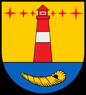 Hörnum - Image: Hoernum Wappen