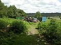 Holmsley, bracken removal - geograph.org.uk - 1357416.jpg