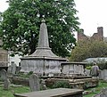 Holy Trinity, Queenborough, Kent - Churchyard - geograph.org.uk - 324756.jpg