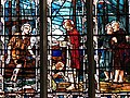 Holy Trinity church - east window detail - geograph.org.uk - 807557.jpg