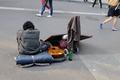 Homeless on Paulista Avenue, São Paulo city, Brazil.tif