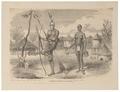 Homo sapiens - Gondokoro, Soedan - 1865 - Print - Iconographia Zoologica - Special Collections University of Amsterdam - UBA01 IZ19400062.tif