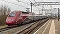 Hoofddorp TGV-PBKA 4341 als Thalys 9327 Paris Nord-Amsterdam Centraal 2 (31795678273).jpg