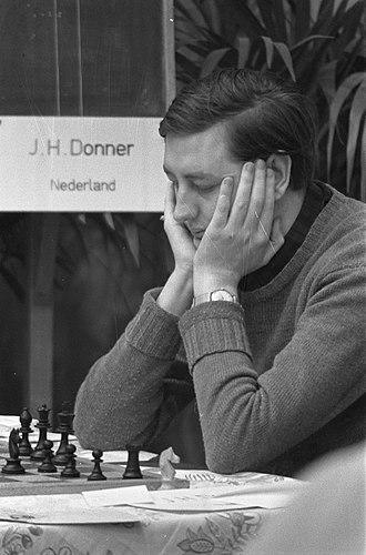 Jan Hein Donner - Donner in 1960