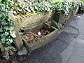Horse Trough, Main Road, Fairlie, Ayrshire, Scotland.jpg