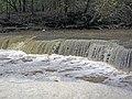 Horseshoe Falls (19 November 2017) (Flat Fork, Warren County, Ohio, USA) 9 (38611504501).jpg