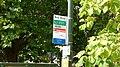 Horsham Carfax J bus stop 2.JPG