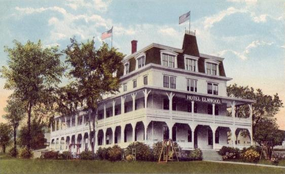 Hotel Elmwood, Wolfeboro, NH