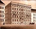 Hotel d'Angleterre Engl Hof Bauakademie Nr 2 (Eduard Titz 1859).jpg