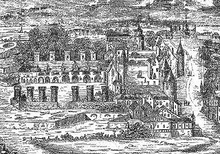 Hôtel des Tournelles