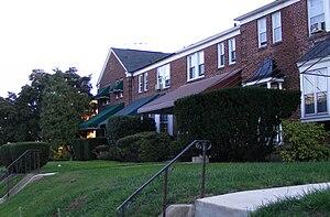 Hillen, Baltimore - Houses in Hillen