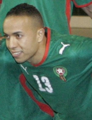 Houssine Kharja - Kharja with Morocco in 2009