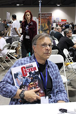 Howard Chaykin - Chaykin in 2012