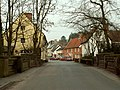 Hoxne village, viewed from Swan Bridge - geograph.org.uk - 342832.jpg