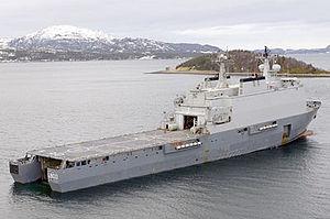 HNLMS Rotterdam in 1998