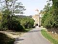 Hrad Bítov, brána - panoramio.jpg