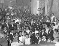 Hubert Humphrey in a large crowd. (10001182).jpg