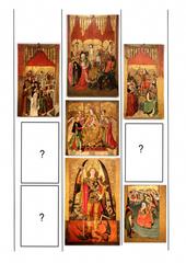 Retaule de Sant Miquel - Jaume Huguet
