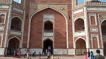 Humayun's Tomb view.jpg