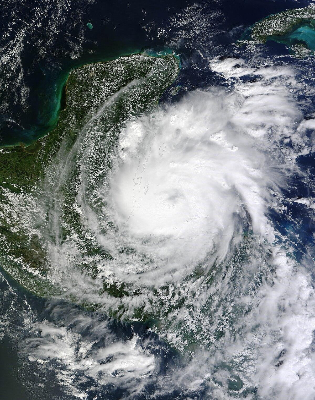 Hurricane Richard - Wi...
