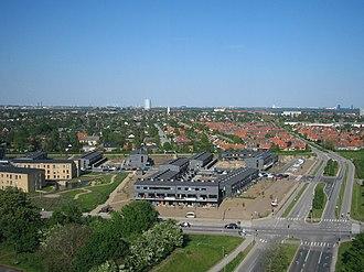 Hvidovre - Hvidovre from Store Hus in Avedøre