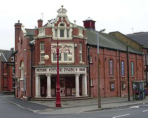 Hyde Park Picture House, Leeds - Image: Hyde Park Picture House