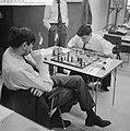 IBM schaaktoernooi . Donner en Langeweg, Bestanddeelnr 912-5669.jpg