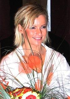 Iveta Bartošová Czech singer