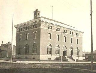 Moscow City Hall (Idaho) United States historic place