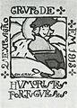 II Exposição dos Humoristas, 1913.jpg