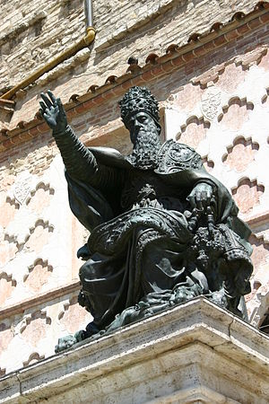 Vincenzo Danti - Pope Julius III by Danti