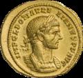 INC-1859-a Ауреус Аврелиан ок. 270-275 гг. (аверс).png