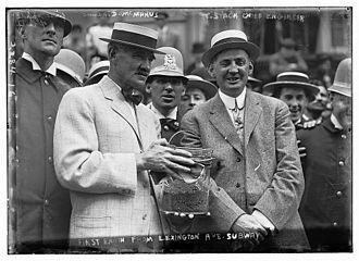 IRT Lexington Avenue Line - First earth from Lexington Avenue subway line in 1913