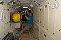 ISS-26 Oleg Skripochka works in the Rassvet module.jpg