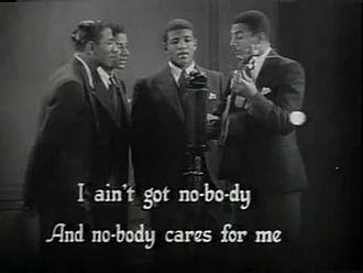 File:I Ain't Got Nobody (1932).webm
