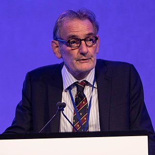 Ian Diamond British statistician and academic