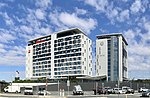 Ibis and Pullman Hotels at Brisbane Airport, Queensland 01.jpg